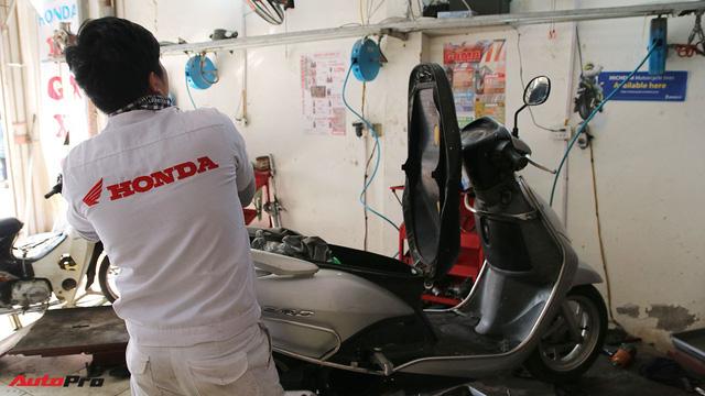 Kinh nghiệm chăm sóc xe máy đúng cách để đón Tết - Ảnh 4.