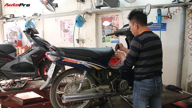 Kinh nghiệm chăm sóc xe máy đúng cách để đón Tết - Ảnh 3.