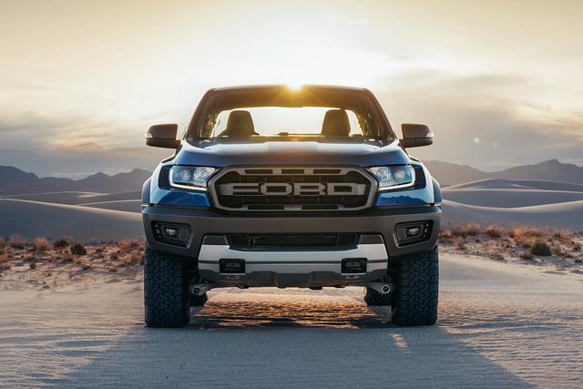 5 điểm cần biết về Ford Ranger Raptor mới - Ảnh 1.