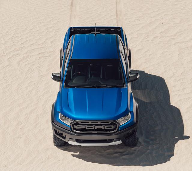 5 điểm cần biết về Ford Ranger Raptor mới - Ảnh 3.