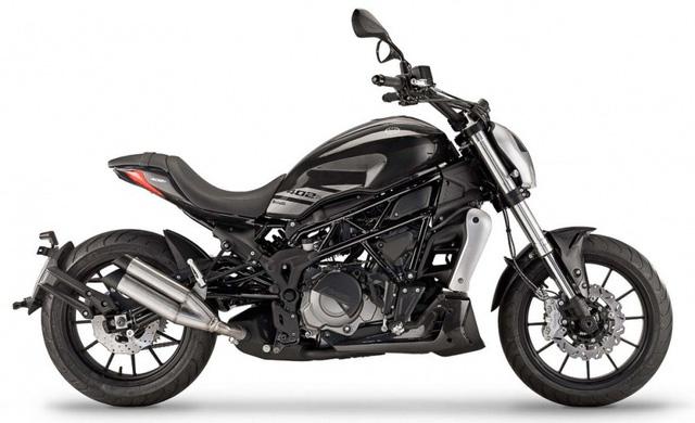 """Benelli 402S """"nhái"""" Ducati XDiavel sắp xuất hiện tại Đông Nam Á - Ảnh 2."""