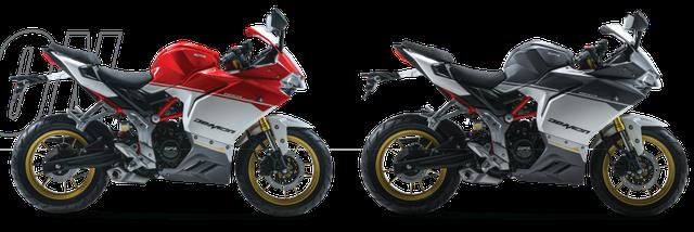 GPX Demon 150GR - xe nhái Ducati Panigale tiếp tục ra mắt tại Đông Nam Á - Ảnh 1.