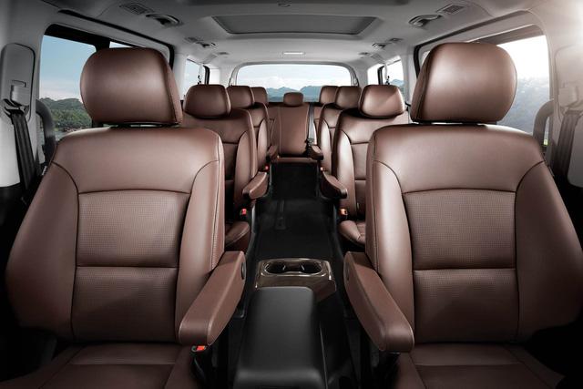 Hyundai Grand Starex được nâng cấp facelift cho năm 2018 - Ảnh 3.