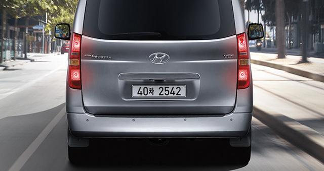 Hyundai Grand Starex được nâng cấp facelift cho năm 2018 - Ảnh 1.