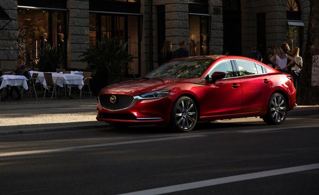 Mazda6 lộ phiên bản dẫn động AWD sắp ra mắt - Ảnh 2.