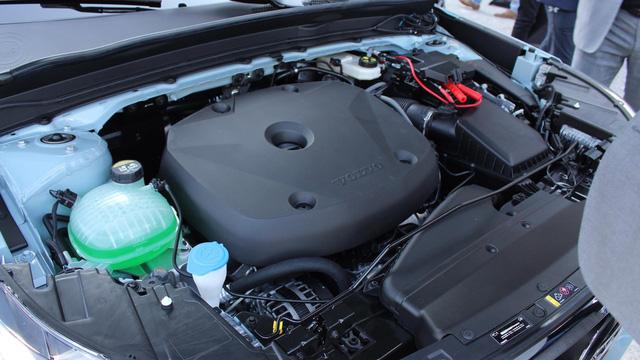 Volvo XC40 tính về Việt Nam vào cuối năm nay - Ảnh 9.