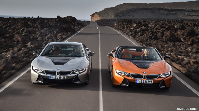 BMW i8 sắp bị khai tử - Ảnh 2.