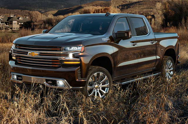 Chính thức ra mắt Chevrolet Silverado 2019 - Nguời anh cả của Colorado - Ảnh 4.