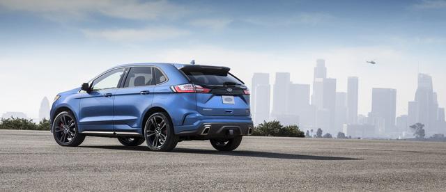 Ford Edge ST 2019: SUV hiệu suất cao đầu tiên từ Ford - Ảnh 6.