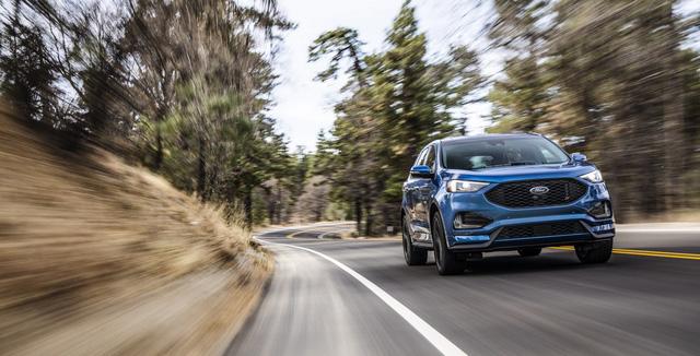 Ford Edge ST 2019: SUV hiệu suất cao đầu tiên từ Ford - Ảnh 2.