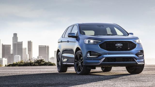 Ford cho ra lò mẫu SUV hiệu suất cao ST Performance đầu tay - ảnh 1