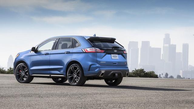 Ford cho ra lò mẫu SUV hiệu suất cao ST Performance đầu tay - ảnh 2