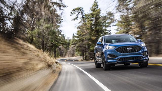 Ford cho ra lò mẫu SUV hiệu suất cao ST Performance đầu tay - ảnh 3