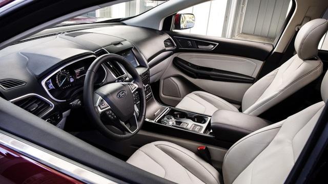Ford cho ra lò mẫu SUV hiệu suất cao ST Performance đầu tay - ảnh 8