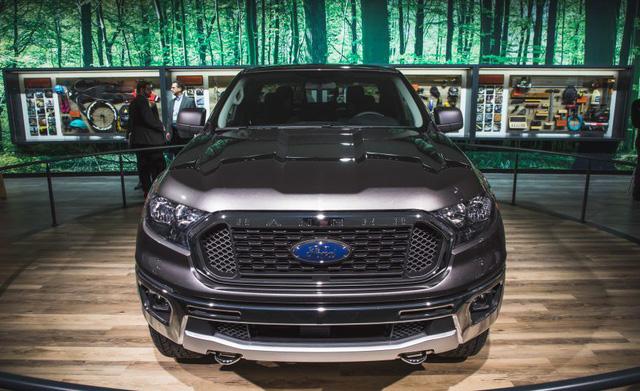 Những điều thú vị về Ford Ranger 2019 - Ảnh 1.