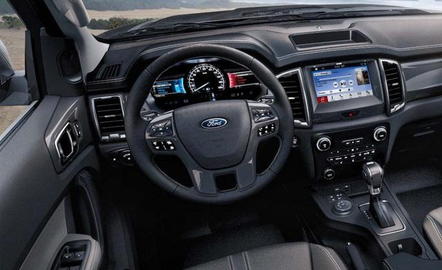 Những điều thú vị về Ford Ranger 2019 - Ảnh 7.