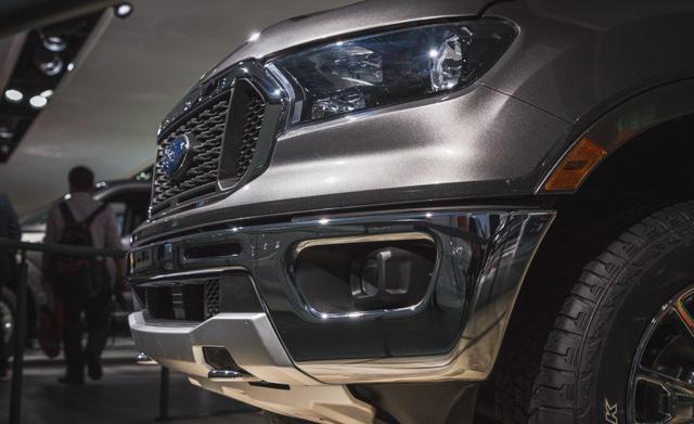 Những điều thú vị về Ford Ranger 2019 - Ảnh 2.