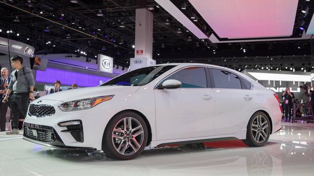 Kia Forte thế hệ mới có gì để cạnh tranh Mazda3? - Ảnh 1.