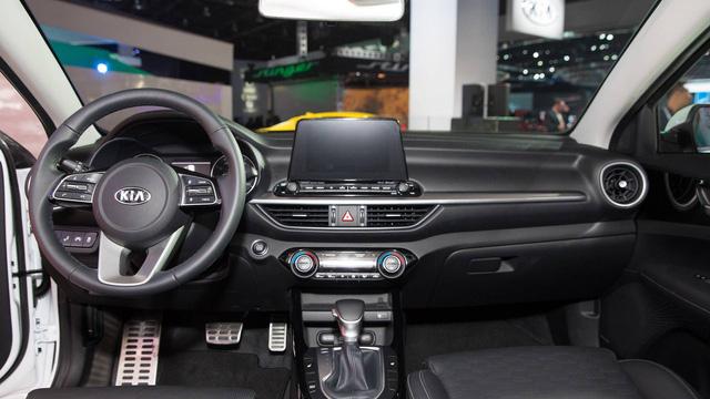Kia Forte thế hệ mới có gì để cạnh tranh Mazda3? - Ảnh 3.