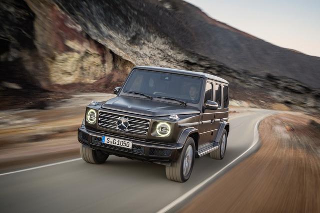 Vừa ra mắt, Mercedes-Benz G-Class 2019 đã bị rao bán trên chợ xe cũ - Ảnh 1.