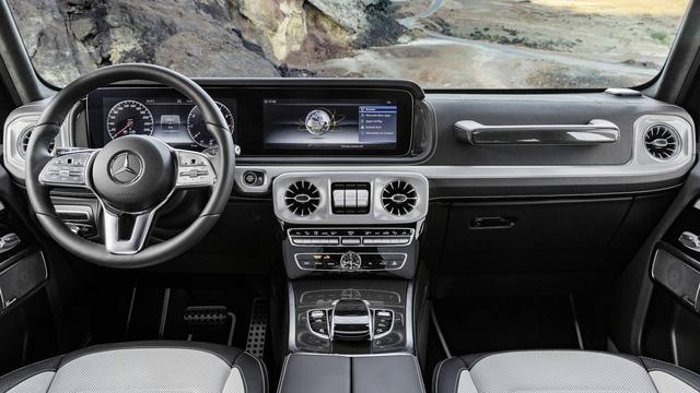 Mercedes-Benz G-Class thế hệ mới chốt lịch ra mắt - Ảnh 1.