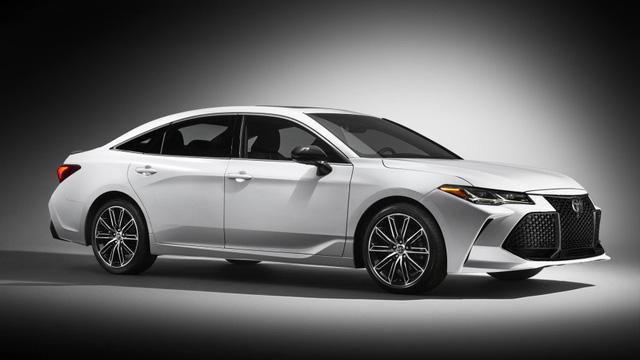 Toyota Avalon 2019 chính thức lộ diện - Ảnh 5.