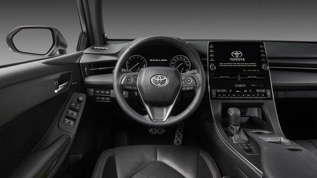Toyota Avalon 2019 chính thức tiết lộ