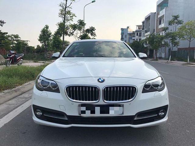 BMW 520i đời 2014 lăn bánh hơn 35.000 km rao bán lại giá 1,39 tỷ - Ảnh 2.