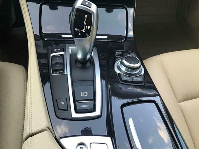 BMW 520i đời 2014 lăn bánh hơn 35.000 km rao bán lại giá 1,39 tỷ - Ảnh 9.