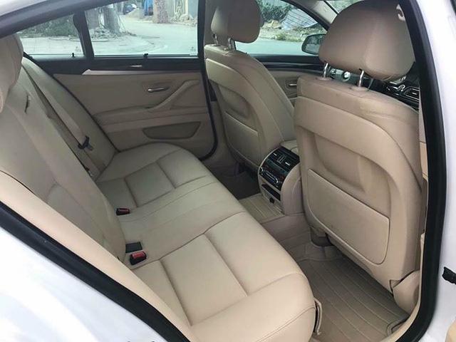BMW 520i đời 2014 lăn bánh hơn 35.000 km rao bán lại giá 1,39 tỷ - Ảnh 10.