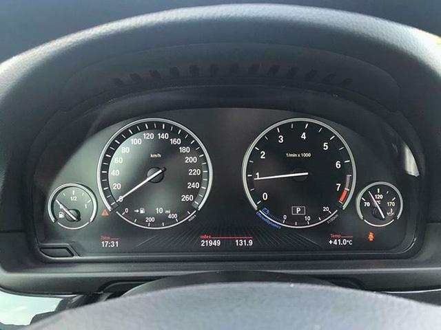 BMW 520i đời 2014 lăn bánh hơn 35.000 km rao bán lại giá 1,39 tỷ - Ảnh 8.