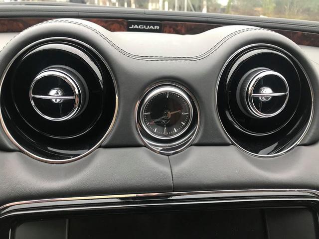Lăn bánh hơn 36.000km, hàng hiếm Jaguar XJL 2014 giữ giá tới đâu? - Ảnh 15.