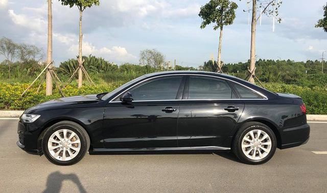 Lăn bánh hơn 16.000km, Audi A6 2016 được rao bán lại giá 1,83 tỷ đồng - Ảnh 3.