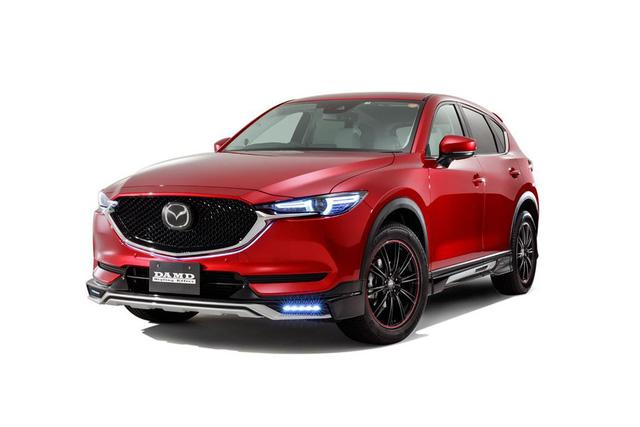Mazda CX-5 độ bodykit sang chảnh hơn - Ảnh 7.