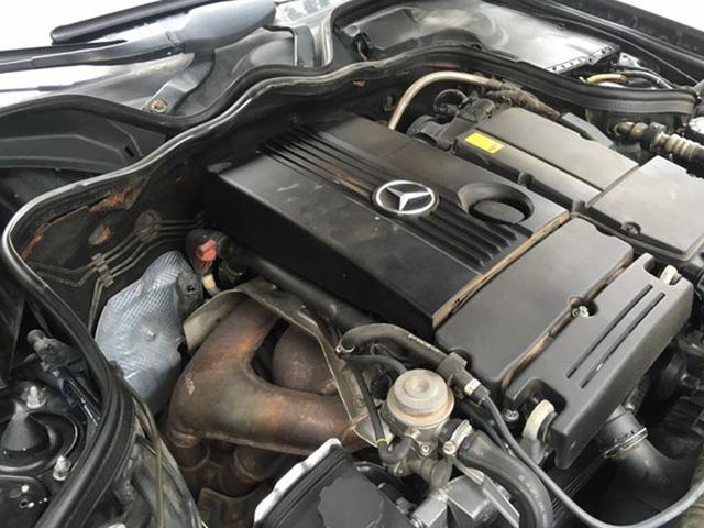 Mercedes-Benz E200 đi 14 năm bán lại được bao nhiêu? - ảnh 11