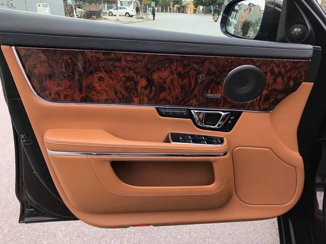 Lăn bánh hơn 36.000km, hàng hiếm Jaguar XJL 2014 giữ giá tới đâu? - Ảnh 10.