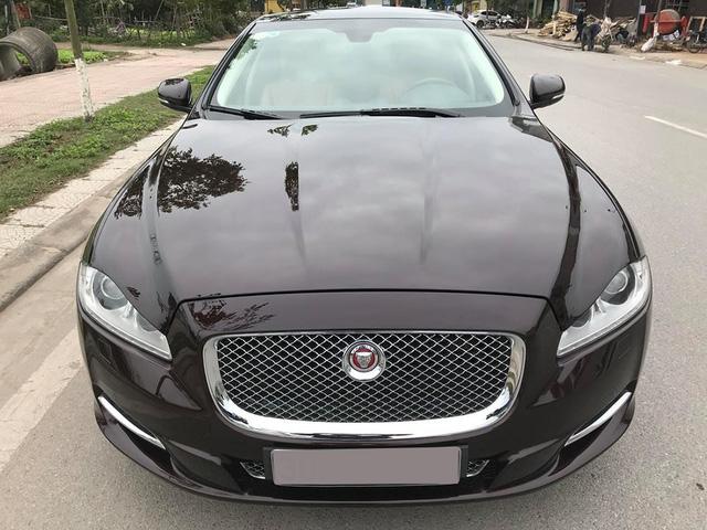Lăn bánh hơn 36.000km, hàng hiếm Jaguar XJL 2014 giữ giá tới đâu? - Ảnh 1.