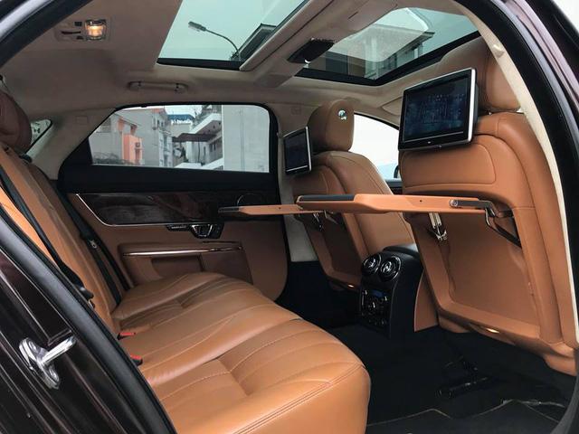 Lăn bánh hơn 36.000km, hàng hiếm Jaguar XJL 2014 giữ giá tới đâu? - Ảnh 6.