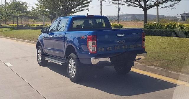 Ford Ranger 2018 bất ngờ lộ diện tại Thái Lan, sắp về Việt Nam - Ảnh 4.