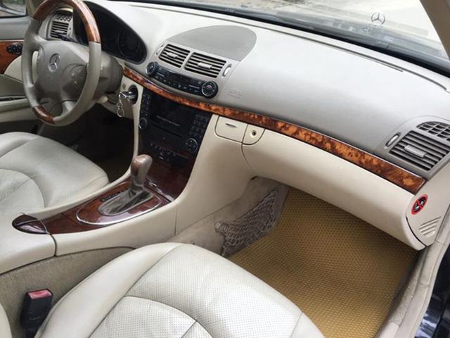 Mercedes-Benz E200 đi 14 năm bán lại được bao nhiêu? - ảnh 2