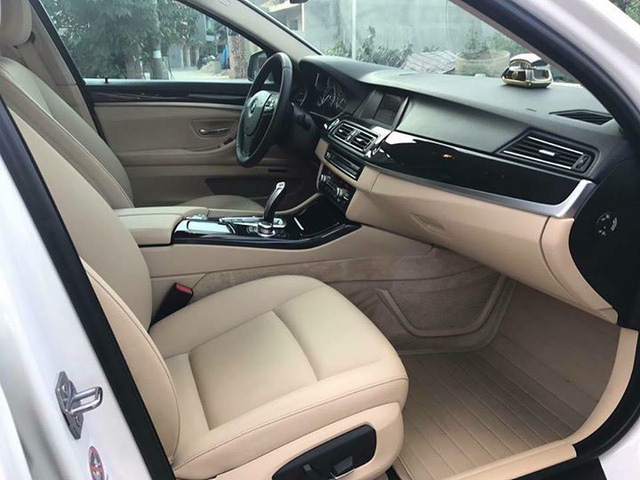 BMW 520i đời 2014 lăn bánh hơn 35.000 km rao bán lại giá 1,39 tỷ - Ảnh 5.