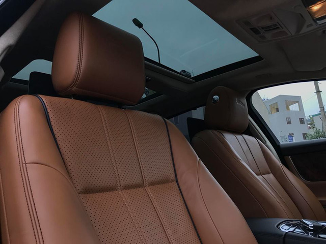 Lăn bánh hơn 36.000km, hàng hiếm Jaguar XJL 2014 giữ giá tới đâu? - Ảnh 19.