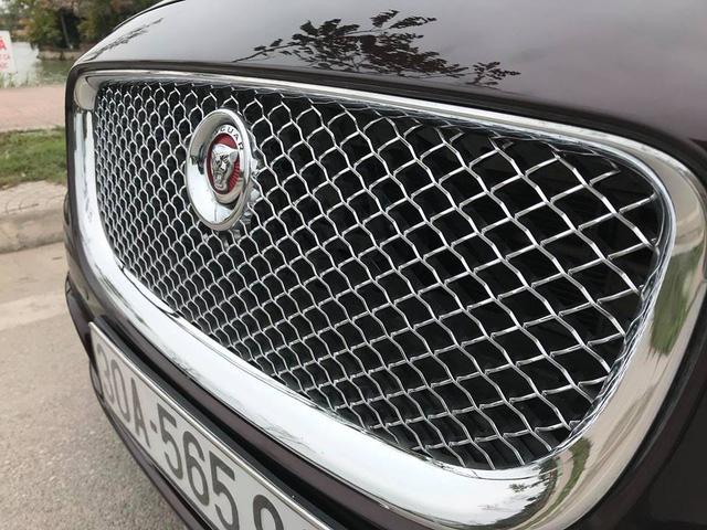 Lăn bánh hơn 36.000km, hàng hiếm Jaguar XJL 2014 giữ giá tới đâu? - Ảnh 8.