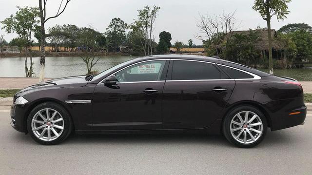 Lăn bánh hơn 36.000km, hàng hiếm Jaguar XJL 2014 giữ giá tới đâu? - Ảnh 3.