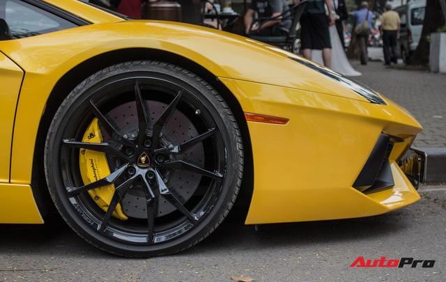 Lamborghini Aventador biển Sài Gòn dạo chơi tại Hà Nội chuẩn bị Car & Passion 2018 - Ảnh 5.