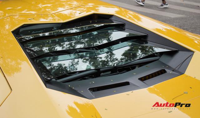 Lamborghini Aventador biển Sài Gòn dạo chơi tại Hà Nội chuẩn bị Car & Passion 2018 - Ảnh 10.