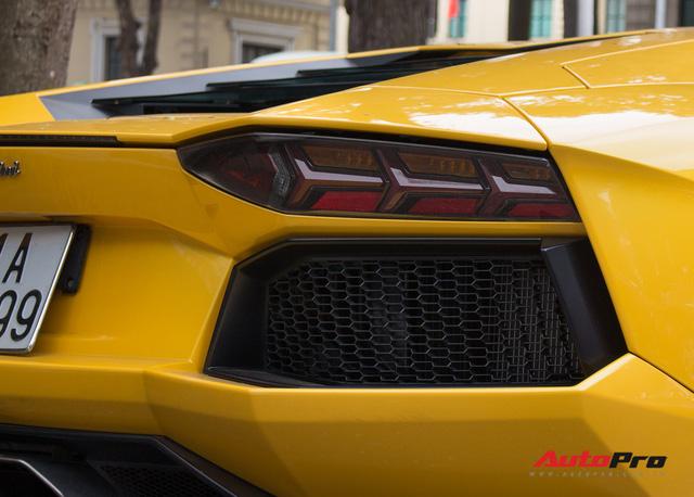 Lamborghini Aventador biển Sài Gòn dạo chơi tại Hà Nội chuẩn bị Car & Passion 2018 - Ảnh 13.