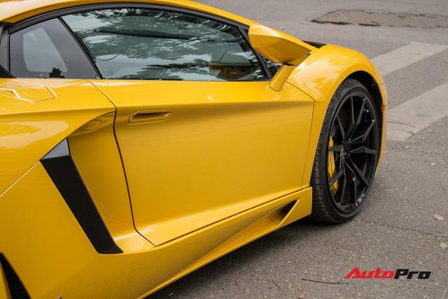 Lamborghini Aventador biển Sài Gòn dạo chơi tại Hà Nội chuẩn bị Car & Passion 2018 - Ảnh 19.