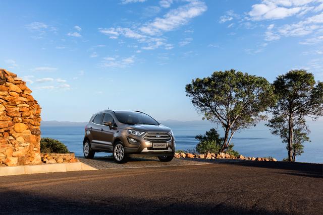 Ford EcoSport 2018 giá cao nhất 690 triệu - thách thức nặng nề lên Chevrolet Trax - Ảnh 2.