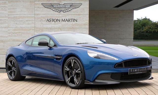 Aston Martin sẽ bán những mẫu xe nào tại Việt Nam? - Ảnh 3.